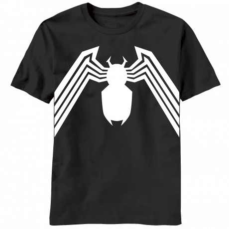 Marvel Comics - Spider-Man Venom Leggs T-Shirt Updated