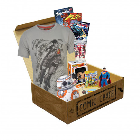 Searchlights Comic Crate - One Month