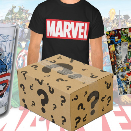 Marvel Comics Mystery Box
