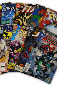 10 JLA/JSA Random Comic Collection