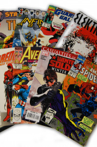 10 Random Marvel Superhero Collection with Spider-Man and X-Men