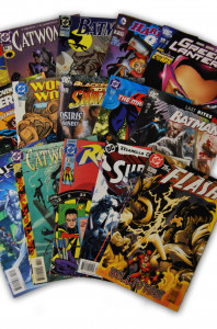 15 Random DC Movie Comic Collection