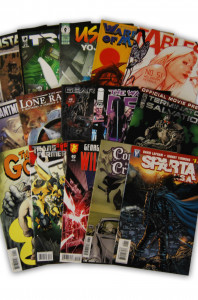 15 Random Indy Comic Collection