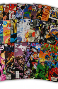 25 DC Premium Comic Collection