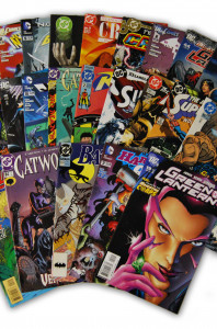 25 Random DC Movie Comic Collection