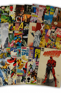 25 Marvel Comics