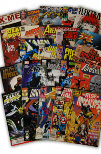 25 Random Marvel Superhero Collection with X-Men