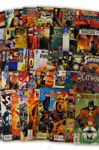 50 Random Indy and DC Comic Collection