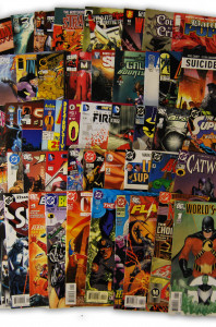 50 Indy and DC Premium Comic Collection