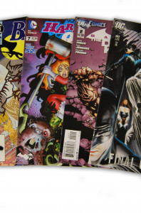 5 Batman Random Comic Collection