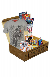 Searchlights Comic Crate - Three Month