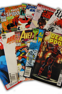 10 Random Comic Collection