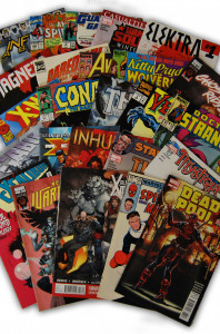 25 Random Comic Collection